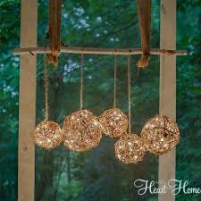 easy diy outdoor chandelier all