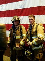 St Bernard Firefighters Participate In 9 11 Stair Climb The St