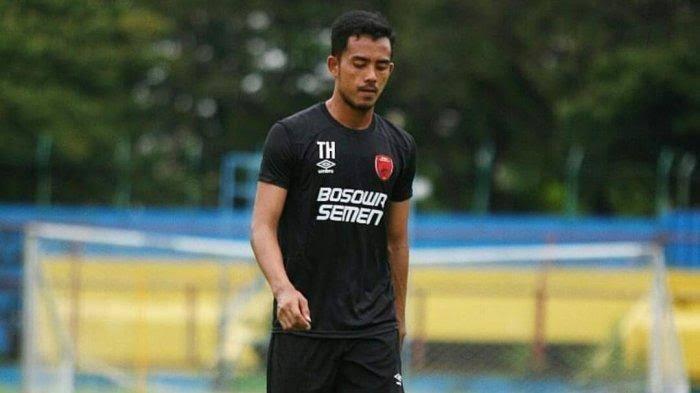 Taufik Hidayat di PSM Makassar.