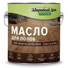<b>Масло для пола</b> цвет орех 2.7 л в Кемерове – купить по низкой ...