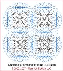 Munnich Design - Quilt Recipes: Digital Quilting Pattern - Search ... & Munnich Design - Quilt Recipes: Digital Quilting Pattern - Search by  Pattern Name Results Adamdwight.com