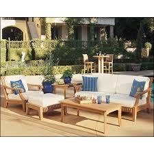 teak wood 5 piece teak sofa set