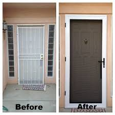 security screen door. Best Of Modern Security Screen Doors With Fancy Door On Home Interior Design Ideas E