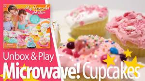 playgo my cupcake maker diy delicious microwave cupcakes