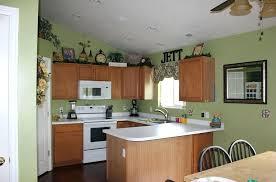 Kitchen Design Light Green
