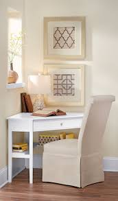 decorators office furniture. Complete Your Home Office Setup By Adding This Decorators Collection Oxford White Desk. Furniture C