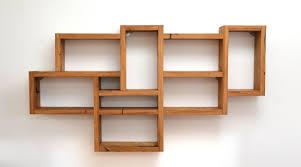 jam furniture — reclaimed french oak box shelves