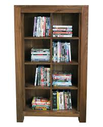 ... Cool Dvd Storage Ideas For Your Home Theatre And Living Room Decoration  : Interactive Brown Solid ...