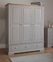 Sturdy Bedroom Furniture A Really Substantial And Sturdy Armoire Built With Oak Furniture