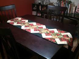 Christmas Table Runner Patterns Best Free Tutorial Christmas Runner Tutorial By Karen Paschke