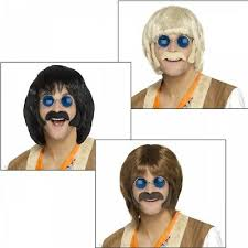 Disguise Size Chart Hippie Disguise Set Costume Accessory Kit Adult Halloween Ebay