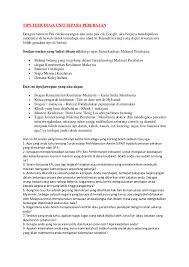 Contoh Resume Untuk Temuduga Latihan Separa Perubatan