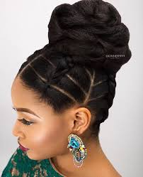 Natural Hairstyles Ponytails These Chunky Twists Make Protective Styling Easy Peasy Natural