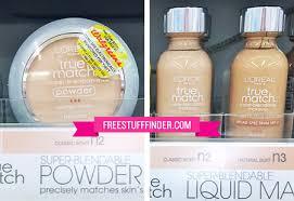 loreal true blend makeup