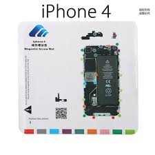 Iphone 6 Plus Screw Size Chart Buy For Iphone 4 Yomanic Design Magnetic Project Mat For