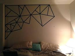 wall paint patterns with tape painters tape wall designs famous best tape for wall decorations festooning