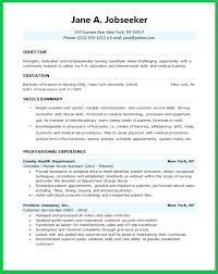 Babysitter Resume Objective Enchanting Resume Template Objective Statement Lovely Nanny Sample Objectives