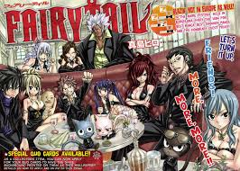 Fairy Tail Chapter 295-313 – Tears Of Fate | 12Dimension