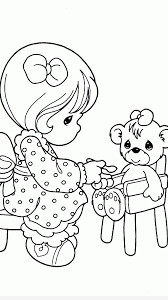 Coloring Pages Ideas Precious Moments Coloring Book For Sale