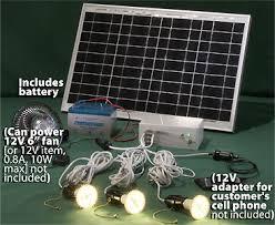 Soroko Trading Ltd  Smart Gadgets Electronics Spy  Hidden Solar Powered Lighting Systems