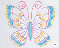 Free Hand Embroidery Patterns Interesting 48 Free Hand Embroidery Patterns For Beginners Ginger Muse