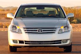 2007 Toyota Avalon Limited 4dr Sedan (3.5L 6cyl 5A) Specifications ...