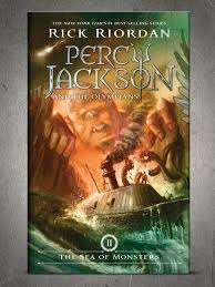 percy jackson sea of monsters new cover
