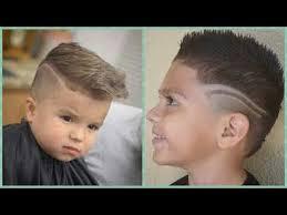 قصات شعر للاطفال