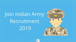 Army Job Pay Chart Join Indian Army Recruitment 2019 Apply Online For Indian