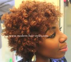 Short Hairstyles For Black Women Self Styling Options And