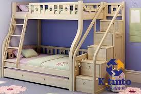 kingtinto bedroom furniture child bedroom suite solid wood bunk bed 1 china children bedroom furniture