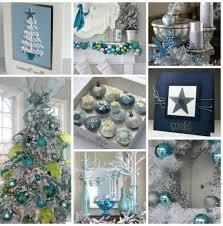 Baby Nursery  Prepossessing Images About Christmas Tree Decor Blue Christmas Tree Ideas