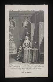 Miss P. Hopkins in the character of Miss Peggy | Collyer, Joseph II | V&A  Search the Collections