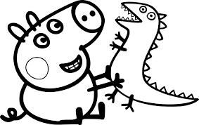 Coloriage Imprimer Peppa Pig Galerie Coloriages Imprimer