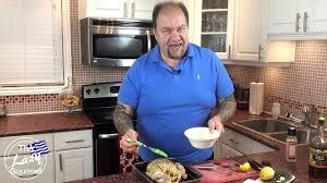 How To Make Traditional Greek <b>Roasted</b> Chicken | <b>Classic</b> Lemon ...