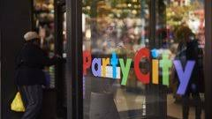 Party City Stock Chart Stock Analysis Including Stock Price Stock Chart Company