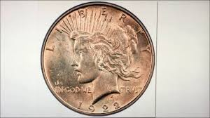 1922 Silver Dollar Value Chart Extremely Rare Double Struck 1922 Peace Dollar Worth Big Money