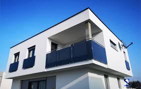 Französischer Balkon Aus Glas Oder Edelstahl