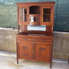 Hutch Display Cabinet Beautiful French Antique Solid Oak Hutch Sideboard Display Cabinet