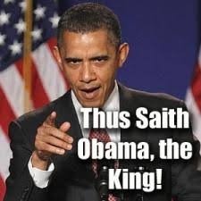 Image result for king obama