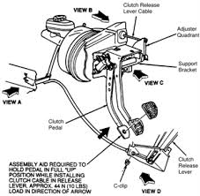 1996 geo prizm clutch adjustment questions (with pictures) fixya mk4 jetta clutch master cylinder at Jetta Clutch Diagram