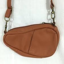 ll bean cross bag bags brown leather handbags