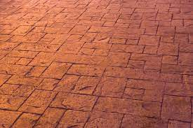 2021 stamped concrete patio cost