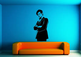 doctor who wall decals