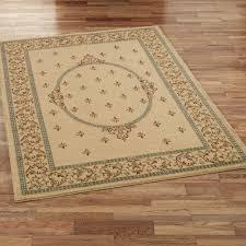 monarch medallion rectangle rug
