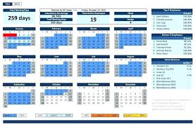 Excel Calendar Template 2013 Excel 2013 Calendar Template Daily Calendar Template Excel Hour