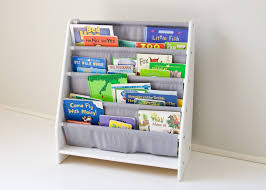 ... Affordable Top Nursery Bookcase All Styles Bookshelf With Grey Four  Bookshelves Stuffed By Many Books Inside