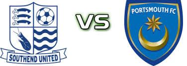 Kết quả hình ảnh cho Southend vs Portsmouth