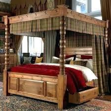 King Post Beds Post Bed Frames 4 Post King Bed Frame 4 Post King ...