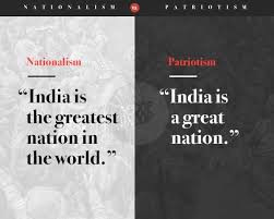 hard hitting posters that show how patriotism nationalism are as you can clearly see there s an air of toxic competitiveness in the entire idea of nationalism it always seems to emphasise us against them